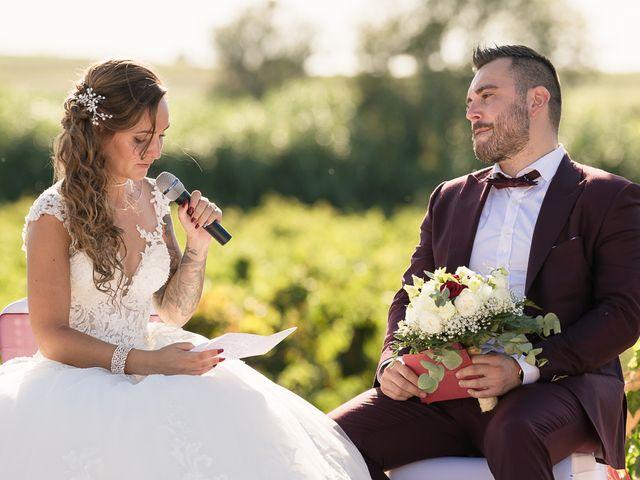 Le mariage de Maxime et Vanessa à Marseillan, Hérault 55