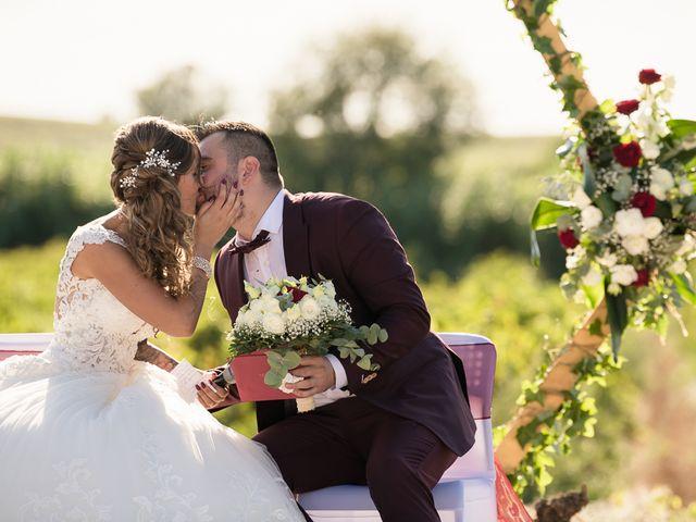 Le mariage de Maxime et Vanessa à Marseillan, Hérault 58