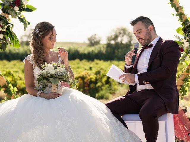 Le mariage de Maxime et Vanessa à Marseillan, Hérault 59