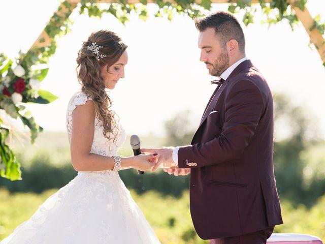 Le mariage de Maxime et Vanessa à Marseillan, Hérault 67