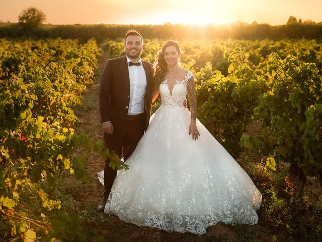 Le mariage de Maxime et Vanessa à Marseillan, Hérault 76