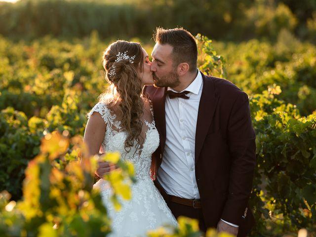 Le mariage de Maxime et Vanessa à Marseillan, Hérault 83