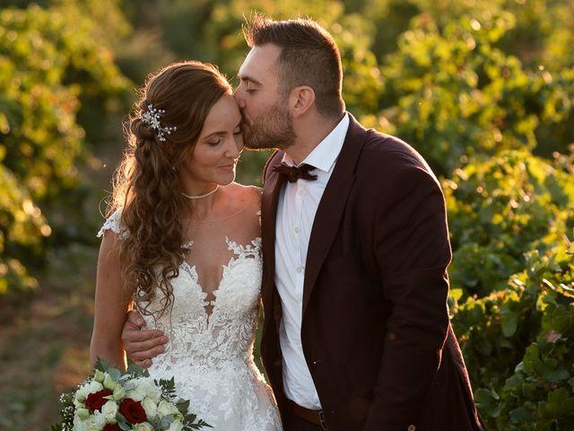 Le mariage de Maxime et Vanessa à Marseillan, Hérault 84
