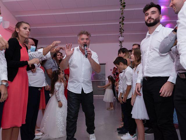 Le mariage de Maxime et Vanessa à Marseillan, Hérault 110