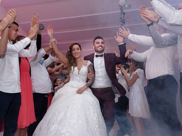 Le mariage de Maxime et Vanessa à Marseillan, Hérault 114