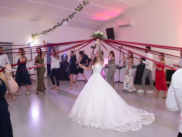 Le mariage de Maxime et Vanessa à Marseillan, Hérault 156