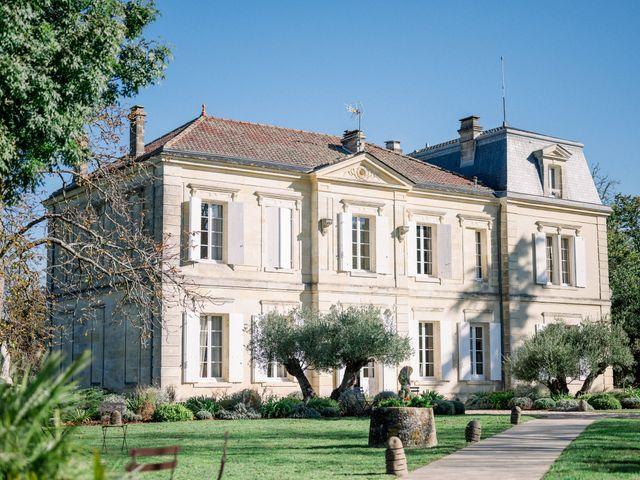 Le mariage de Sébastien et Marie-Sophie à Moulon, Gironde 2