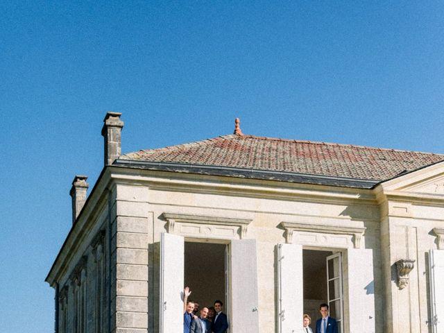 Le mariage de Sébastien et Marie-Sophie à Moulon, Gironde 6