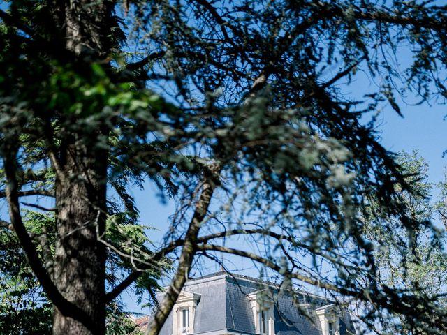 Le mariage de Sébastien et Marie-Sophie à Moulon, Gironde 16