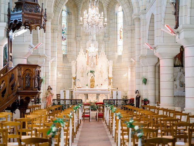 Le mariage de Sébastien et Marie-Sophie à Moulon, Gironde 18