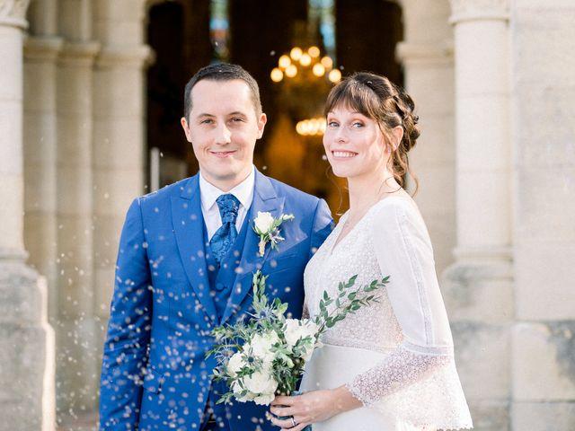 Le mariage de Sébastien et Marie-Sophie à Moulon, Gironde 20