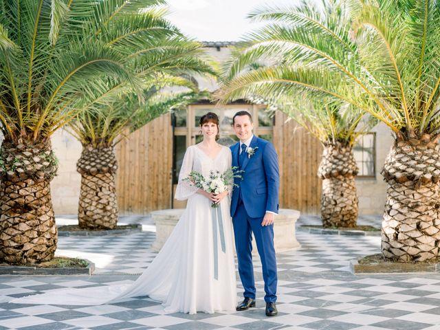 Le mariage de Sébastien et Marie-Sophie à Moulon, Gironde 26