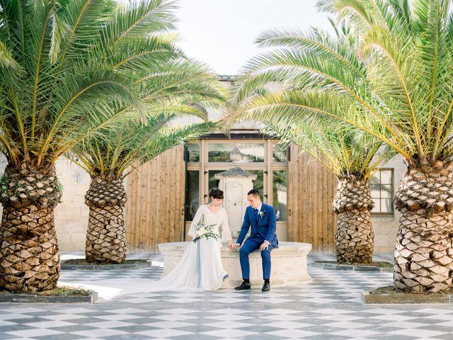 Le mariage de Marie-Sophie et Sébastien