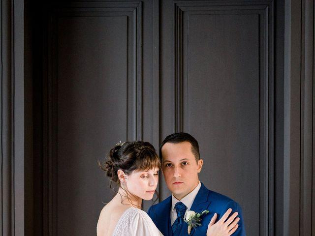 Le mariage de Sébastien et Marie-Sophie à Moulon, Gironde 30