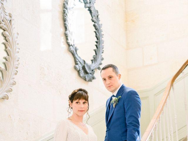 Le mariage de Sébastien et Marie-Sophie à Moulon, Gironde 31