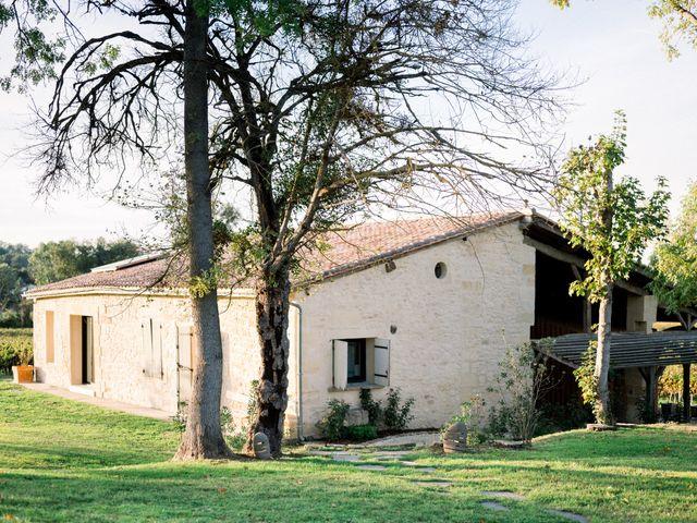 Le mariage de Sébastien et Marie-Sophie à Moulon, Gironde 41