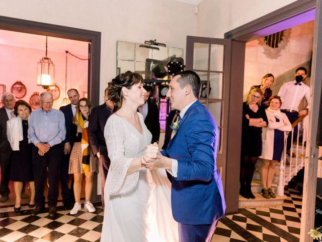 Le mariage de Sébastien et Marie-Sophie à Moulon, Gironde 63