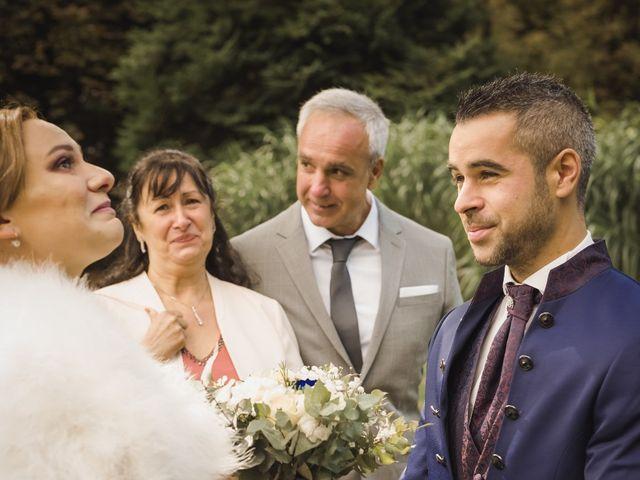 Le mariage de Lea  et  Vincent