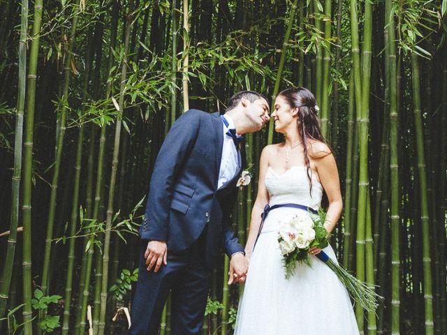 Le mariage de Elena et Geoffrey