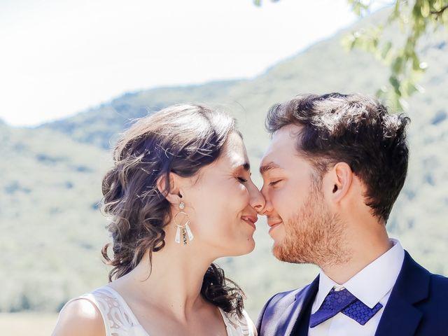 Le mariage de Julien et Laura à Lodève, Hérault 3