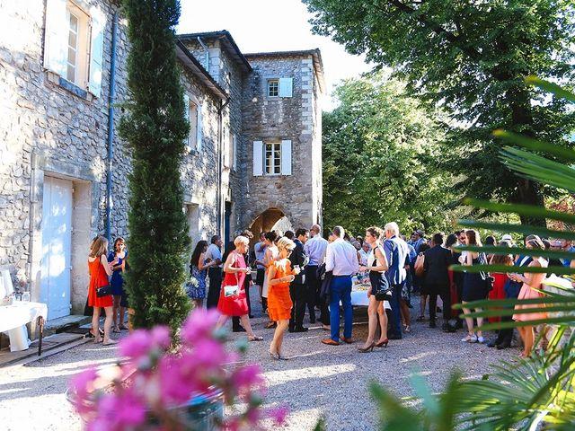 Le mariage de Julien et Laura à Lodève, Hérault 2