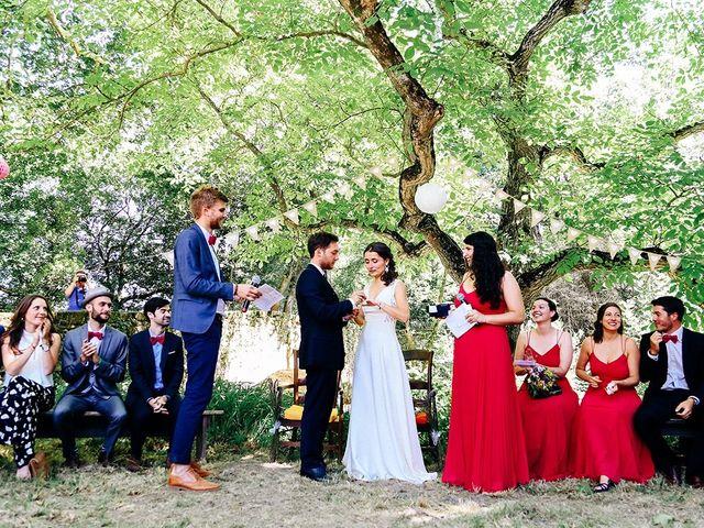 Le mariage de Julien et Laura à Lodève, Hérault 9