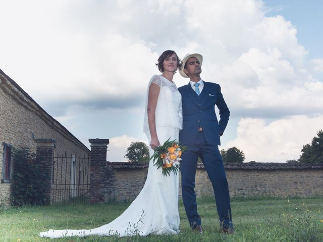 Le mariage de Violaine et Marc