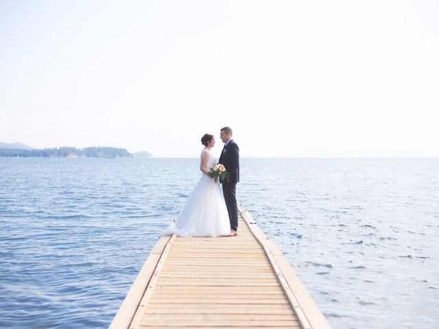 Le mariage de John et Cindy à Hyères, Var 1