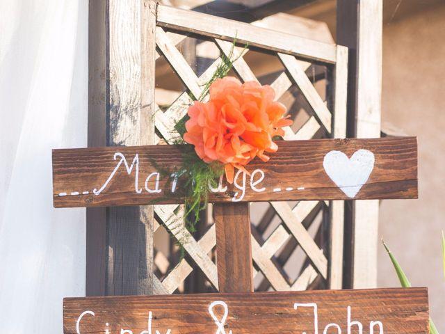 Le mariage de John et Cindy à Hyères, Var 16