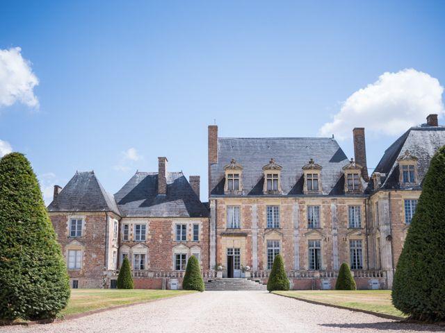 Le mariage de Florian et Mélanie à Orléans, Loiret 1