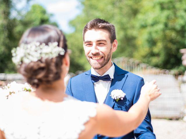 Le mariage de Florian et Mélanie à Orléans, Loiret 36