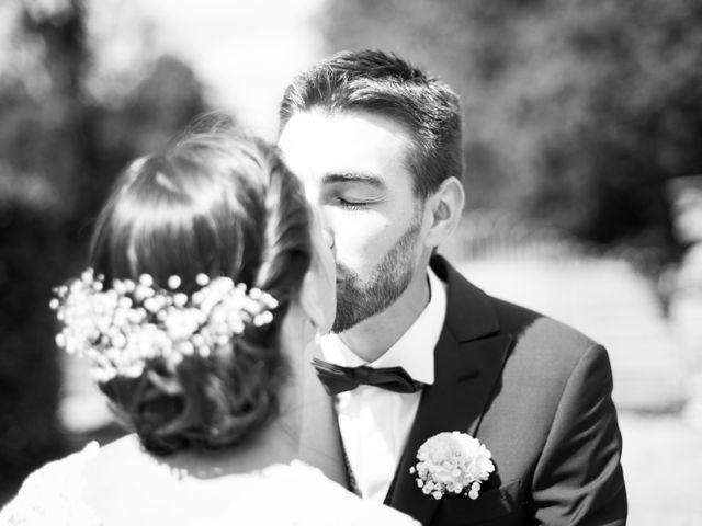 Le mariage de Florian et Mélanie à Orléans, Loiret 37