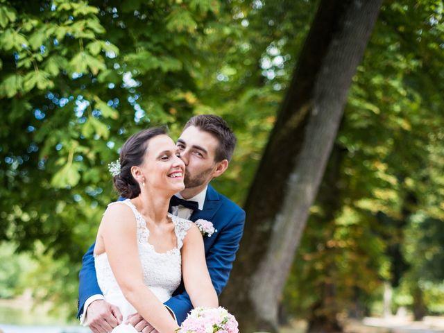 Le mariage de Florian et Mélanie à Orléans, Loiret 42