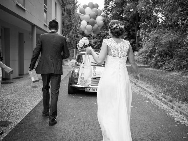 Le mariage de Florian et Mélanie à Orléans, Loiret 49