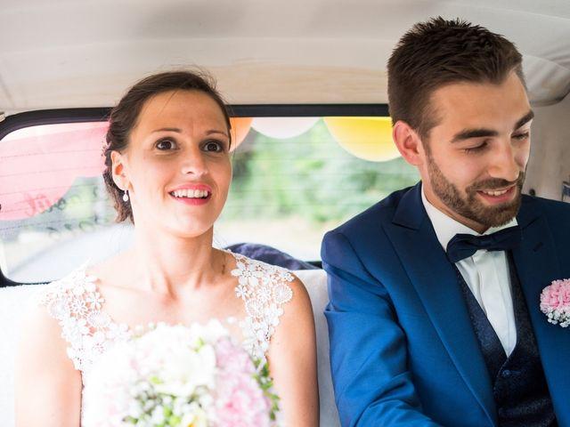 Le mariage de Florian et Mélanie à Orléans, Loiret 50