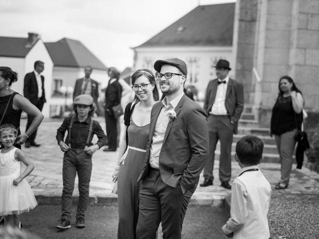 Le mariage de Florian et Mélanie à Orléans, Loiret 56