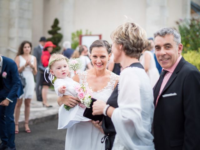 Le mariage de Florian et Mélanie à Orléans, Loiret 58