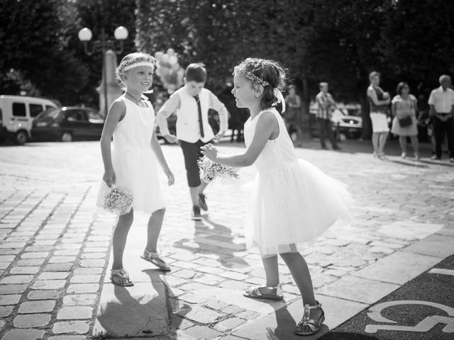 Le mariage de Florian et Mélanie à Orléans, Loiret 86