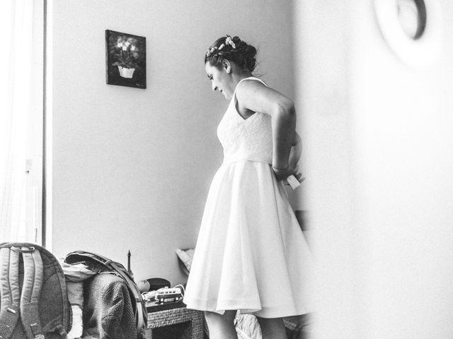 Le mariage de Amaury et Marina à Paris, Paris 17