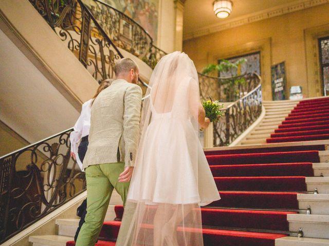 Le mariage de Amaury et Marina à Paris, Paris 28