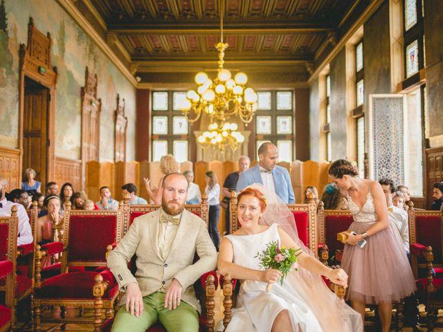 Le mariage de Amaury et Marina à Paris, Paris 30
