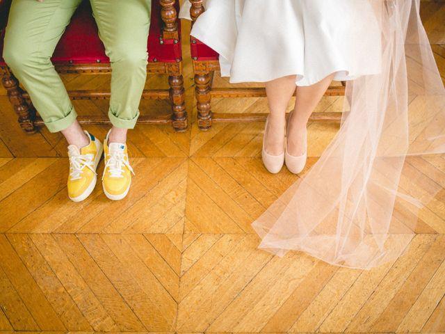 Le mariage de Amaury et Marina à Paris, Paris 31