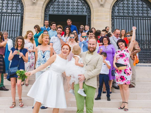 Le mariage de Amaury et Marina à Paris, Paris 38