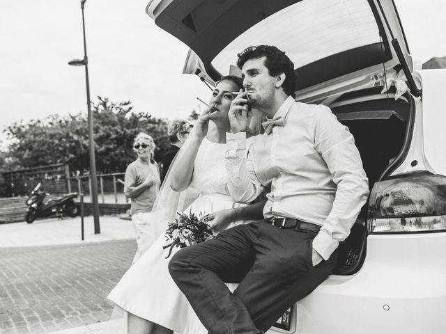 Le mariage de Amaury et Marina à Paris, Paris 39