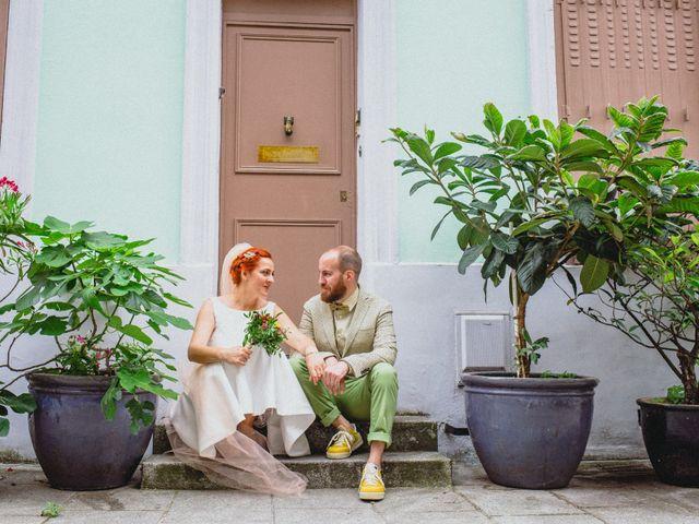 Le mariage de Amaury et Marina à Paris, Paris 42
