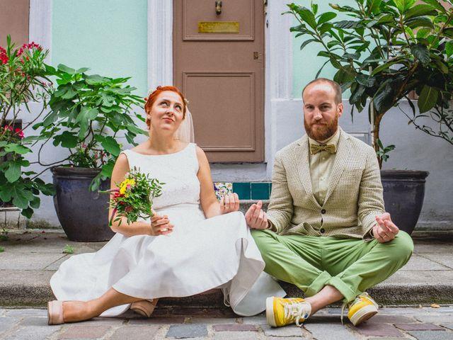 Le mariage de Amaury et Marina à Paris, Paris 1