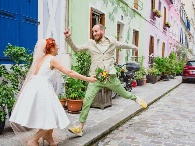 Le mariage de Amaury et Marina à Paris, Paris 44