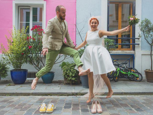 Le mariage de Amaury et Marina à Paris, Paris 52