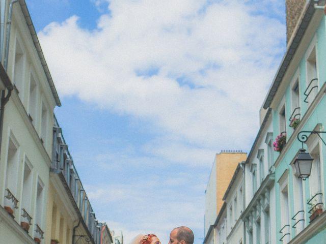 Le mariage de Amaury et Marina à Paris, Paris 56