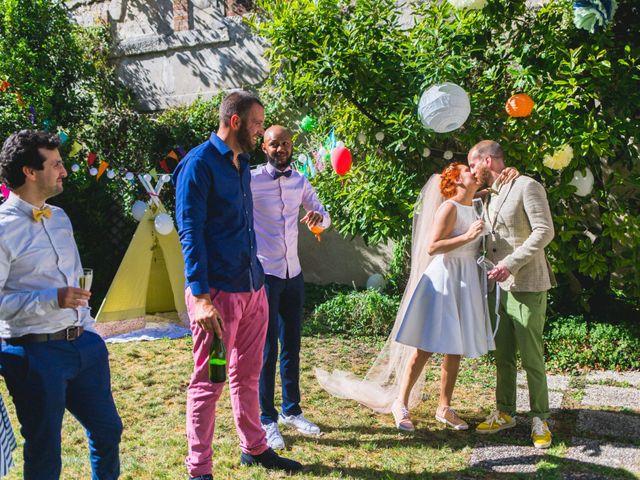 Le mariage de Amaury et Marina à Paris, Paris 63